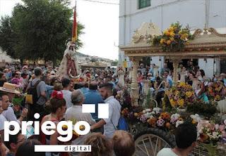 Anunciada la suspensión de la romería de María Santísima de la Cabeza de Priego de Córdoba
