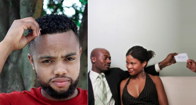 Men who dont cheats on their woman are Jobless - Man says