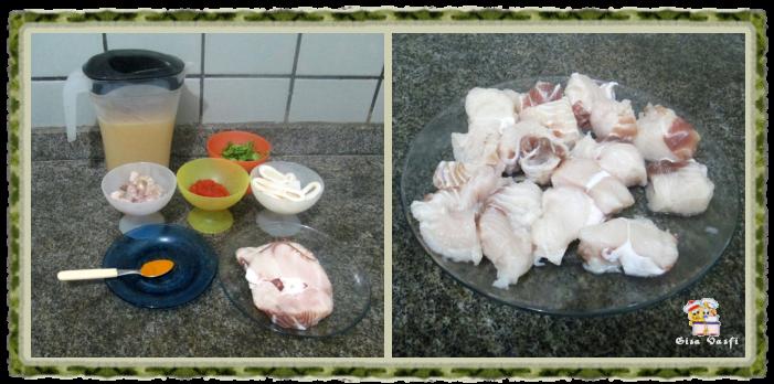 Risoto Alla Milanese de frutos do mar 2