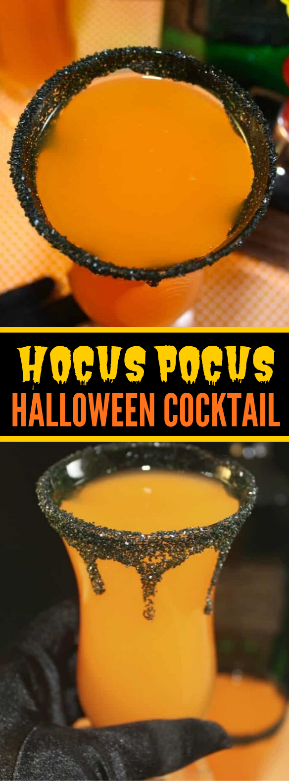 HOCUS POCUS HALLOWEEN COCKTAIL #drinks #nonalcoholic