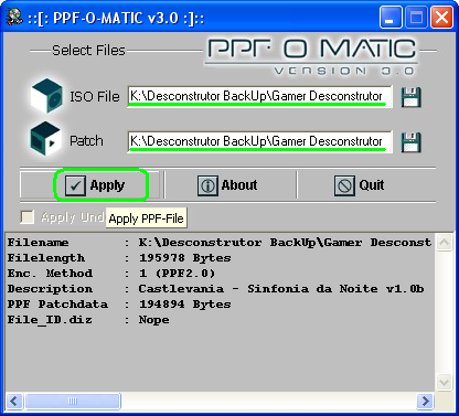 PPF MATIC3 EXE O TÉLÉCHARGER