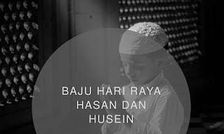 Menyedihkan, Begini Baju Hari Raya Hasan dan Husein!