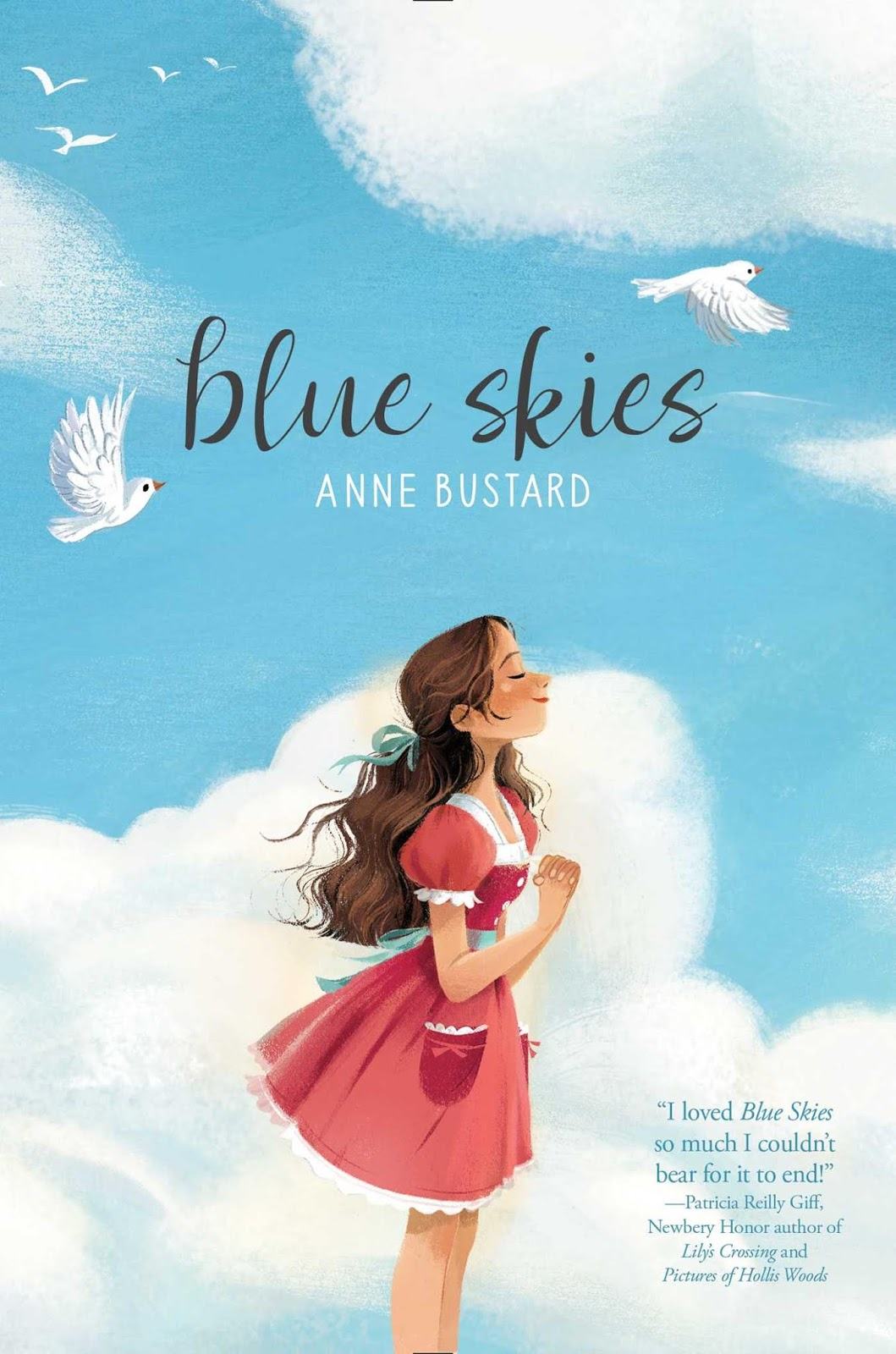 Blue Skies book cover