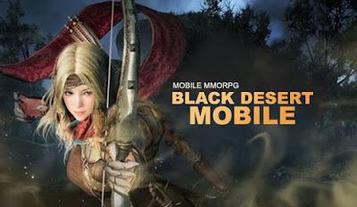 Black Desert Mobile Apk for Android