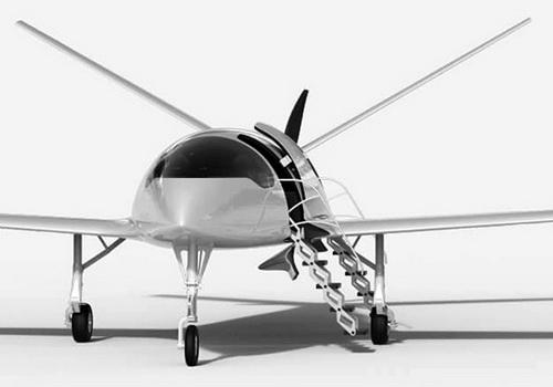 www.Tinuku.com Eviation showcased Alice all-electric aircraft at Paris Air Show