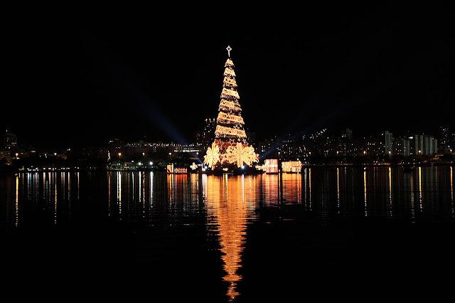 cidades para curtir o Natal no Brasil - Rio de Janeiro