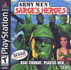 Download Army Men: Sarge's Heroes (Ps1)