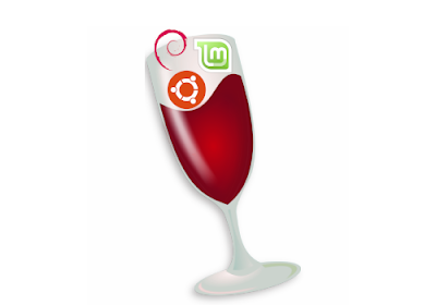 Wine Ubuntu Debian Linux Mint
