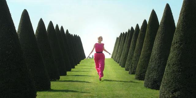 Secret Garden short film by Dior