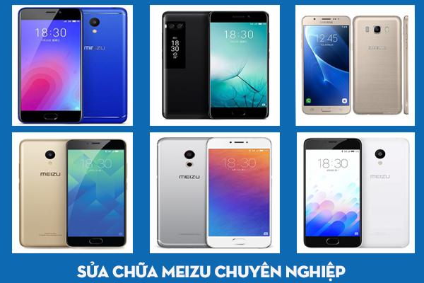 Thay màn hình Meizu M5 giá rẻ