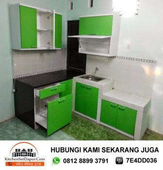 Jasa Pembuatan Kitchen Set Serpong Hub 0812 8899 3791 Maret 2016