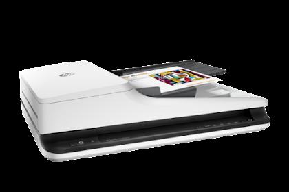 HP ScanJet Pro 2500 f1 Driver Download Windows 10, Mac