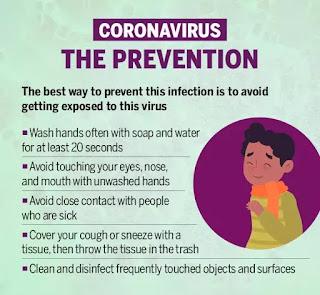कोरोना वायरस❄️ कया है??? चीन में फैले कोरोना वायरस से भारत सतर्क?*