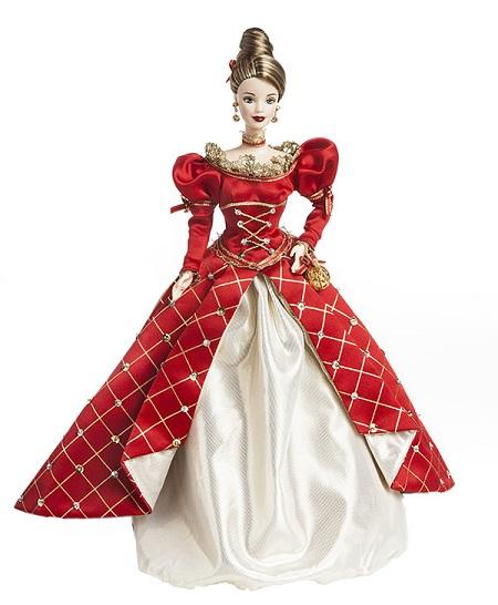 Barbie Coleção Feliz Natal 1999
