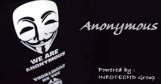 Anonymous - INFOTECHD Group