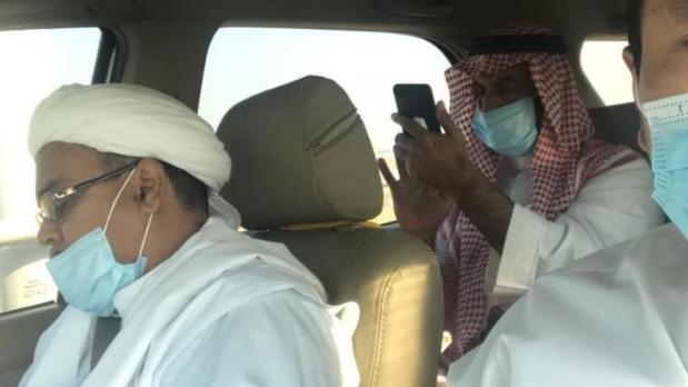 Seperti Fahri Hamzah, Habib Rizieq Dinilai Berpeluang Raih Penghargaan dari Pemerintah