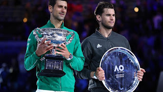 TENIS - Open Australia masculino 2020: Continúa el pleno de Djokovic en la pista australiana