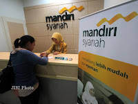 PT Bank Syariah Mandiri - Recruitment For SMA, D3 Internship Program Mandiri Group February - March 2016