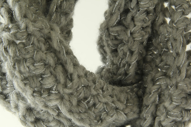 Baby Alpaka, col, Crochet, front post treble crochet, Gehaakt/ crochet, gratis patroon, haken, Lana Grossa, Patronen, Studio Mojo, wikkelsjaal,