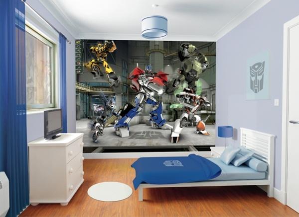 Fotomural Transformers