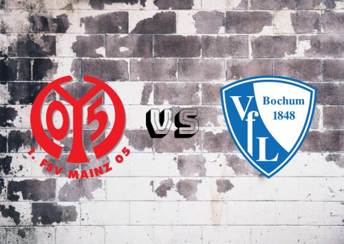 Mainz 05 vs Bochum  Resumen