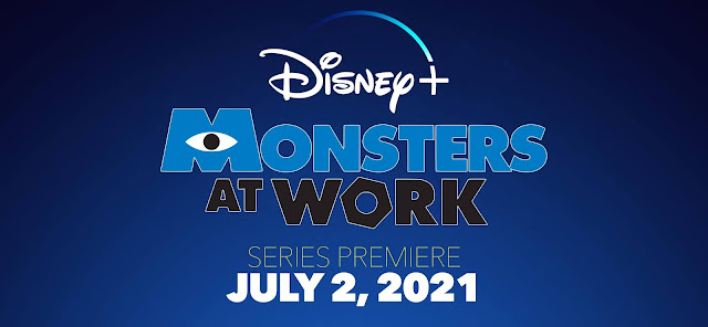 Monsters at Work Release Date July 2