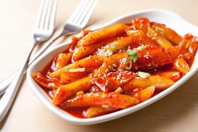 Resep Tteokbokki; Makanan Khas Korea Ini Juga Bisa Anda Buat Sendiri di Rumah