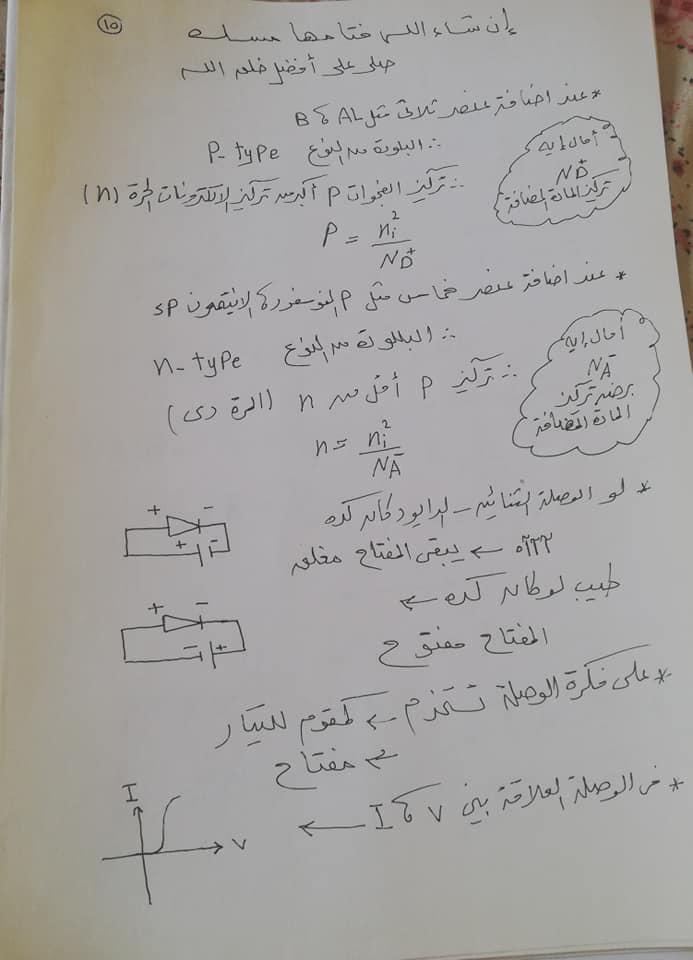 تريكات مهمة للحصول على الدرجة النهائية في امتحان الفيزياء للثانوية العامة 2021 15