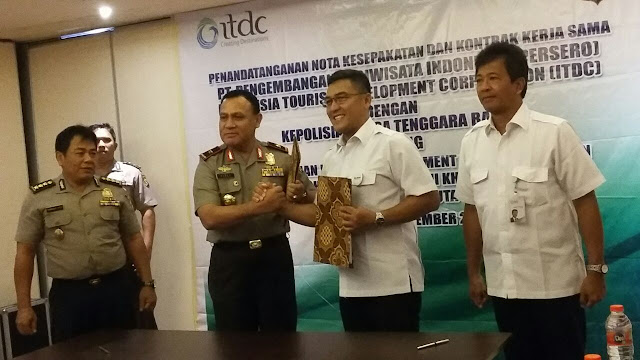 Kapolda NTB : ITDC Harus Libatkan Masyarakat Lokal di KEK Mandalika