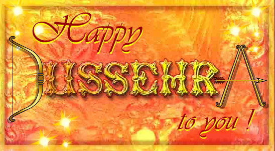 Happy Dussehra 2018