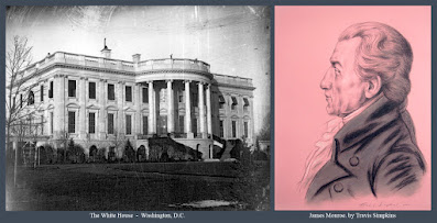 James Monroe. 5th President of the United States. The White House Historical Association. by Travis Simpkins