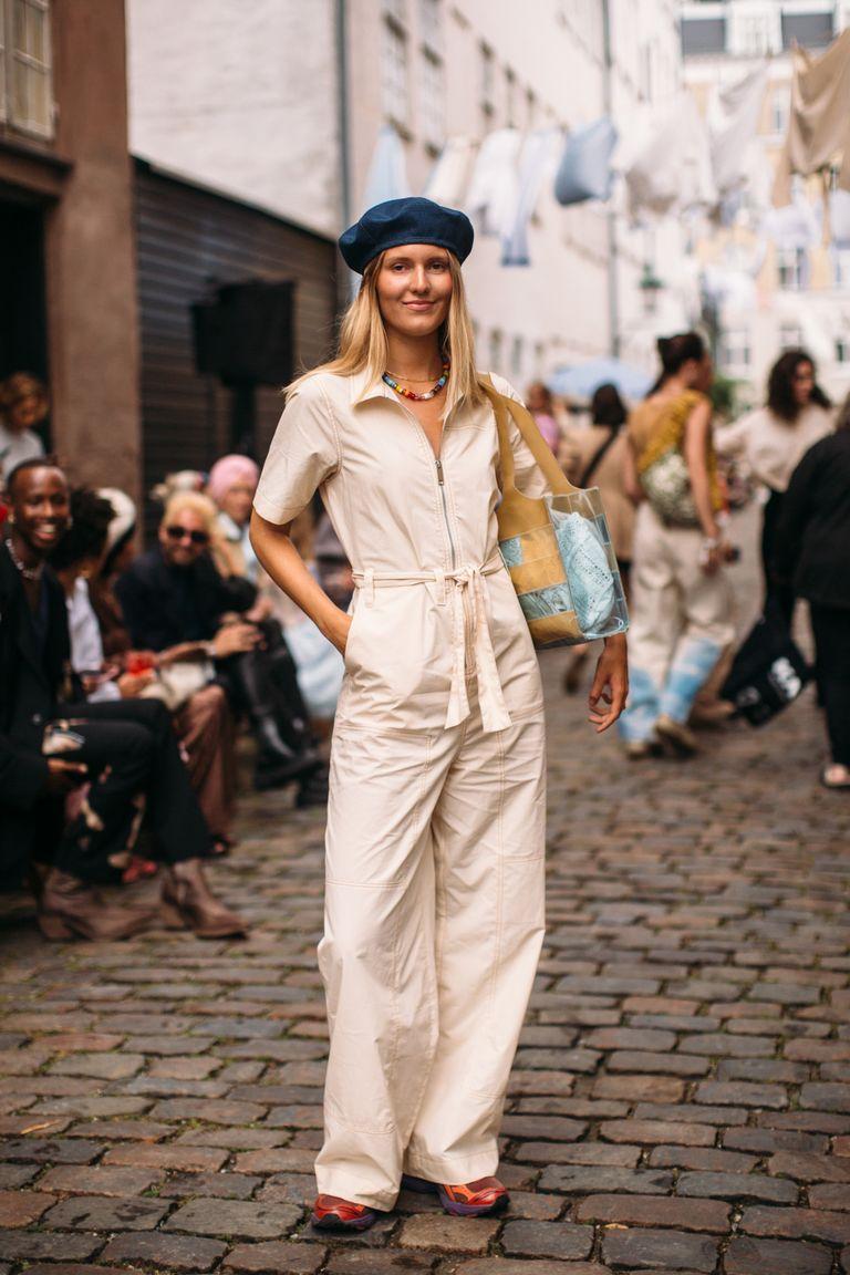 ©Getty - Copenhagen Fashion Week Street Style Looks S/S 22