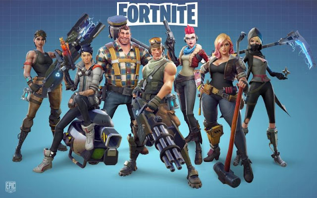 Download Fortnite Mobile Mod Apk Android untuk All Devices