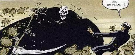 Corto fuit devant la mort