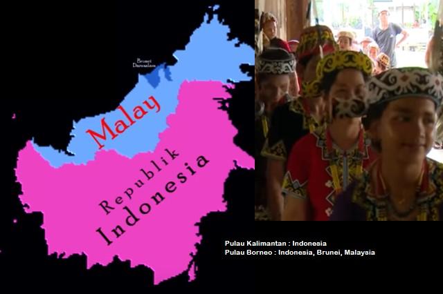 profil lengkap pulau kalimantan