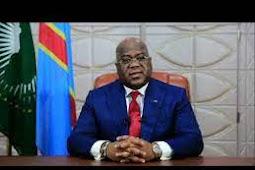 Inilah Pidato Presiden Demokratik Kongo, Félix Antoine Tshilombo Tshisekedi di Debat Umum PBB ke 75
