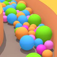 Sand Balls Mod Apk VIP Unlimited Gems versi Terbaru