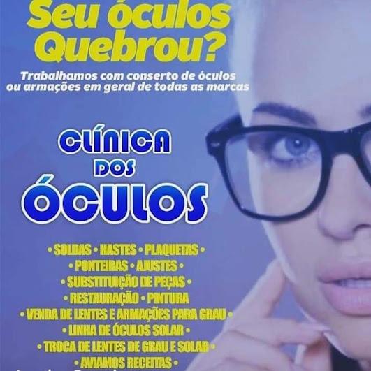 CLÍNICA DOS ÓCULOS (99) 98137-7905