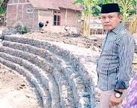 Tak Ingin Proyek Kelurahan Gagal, Camat Raba Intens Kontrol Progres Pekerjaan di Lapangan