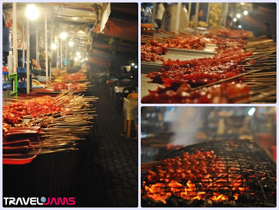 Barbecue at Dipolog Boulevard | Travel Jams