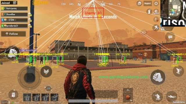 pubg mobile esp hack