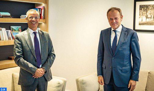 رئيس حزب الشعب الأوروبي يدعو إلى شراكة أقوى مع المغرب