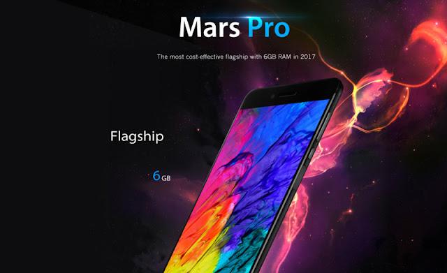 تعرف على هاتف Mars Pro الرائع مع عرض حصري من جيربيست