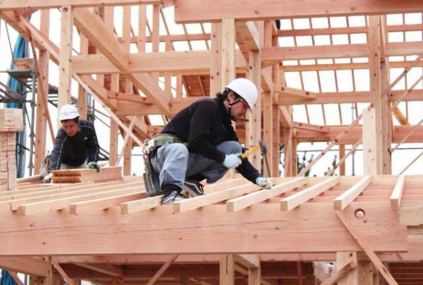 Tuyển 6 nam làm công việc mộc xây dựng tại Oita tháng 6 năm 2019