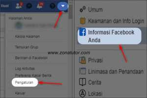Cara Menghapus Akun Facebook Permanen Selamanya Lewat PC
