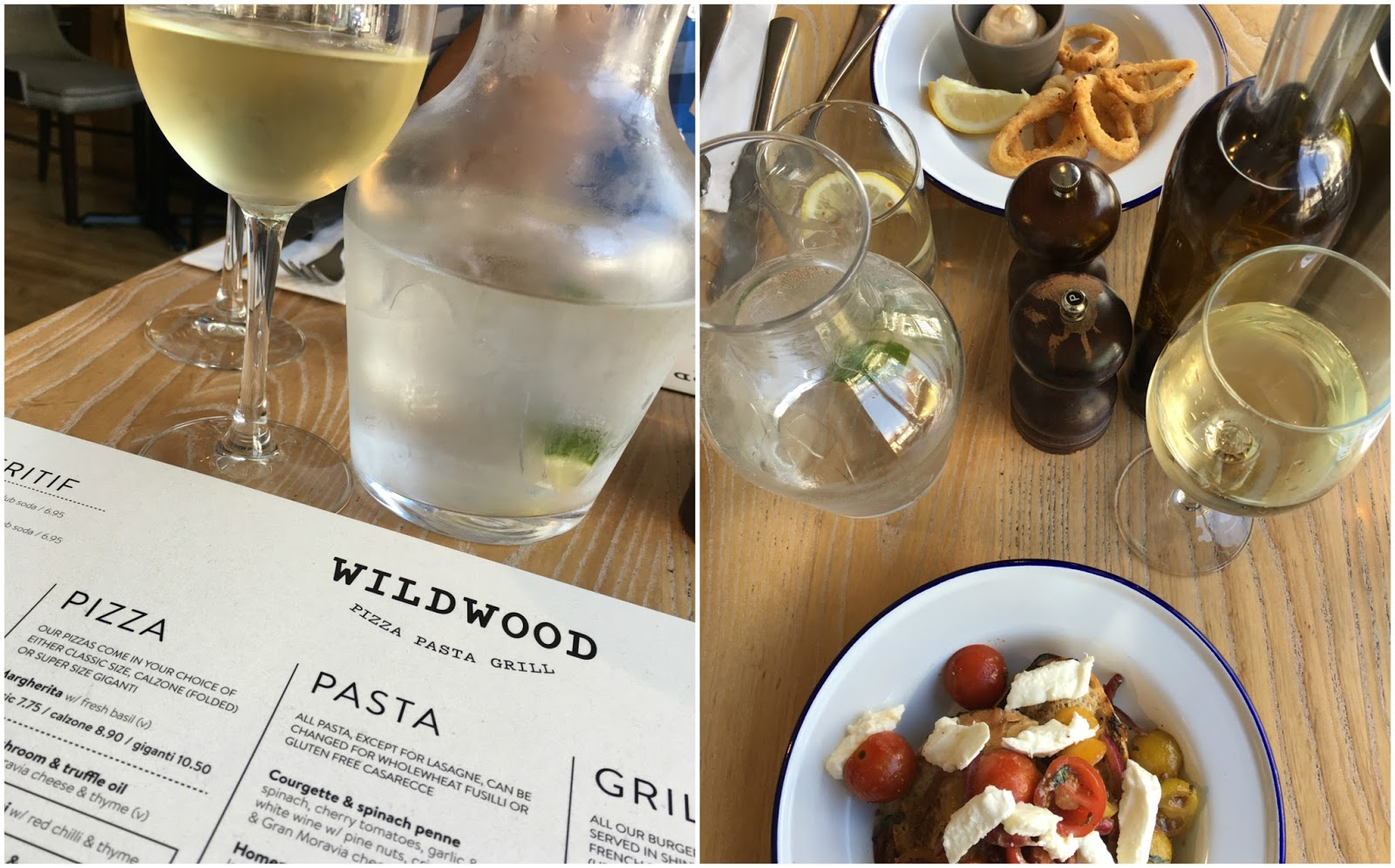 Wildwood restaurant \ Stratford Upon Avon \ Travel \ Priceless Life of Mine \ Over 40 lifestyle blog