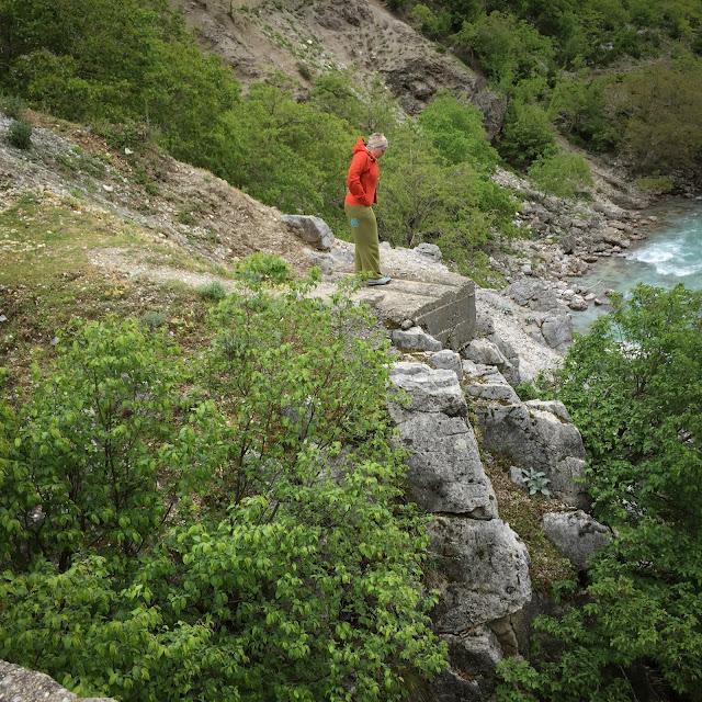 Valbona River, Albania