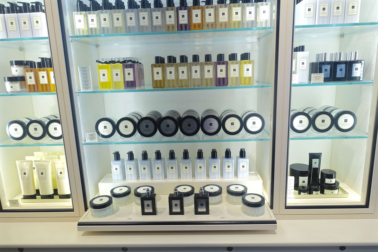 Jo Malone at House of Fraser Chichester