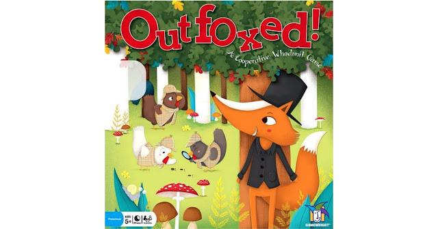 recenze hry Outfoxed! na blogu https://www.spoluhratky.eu