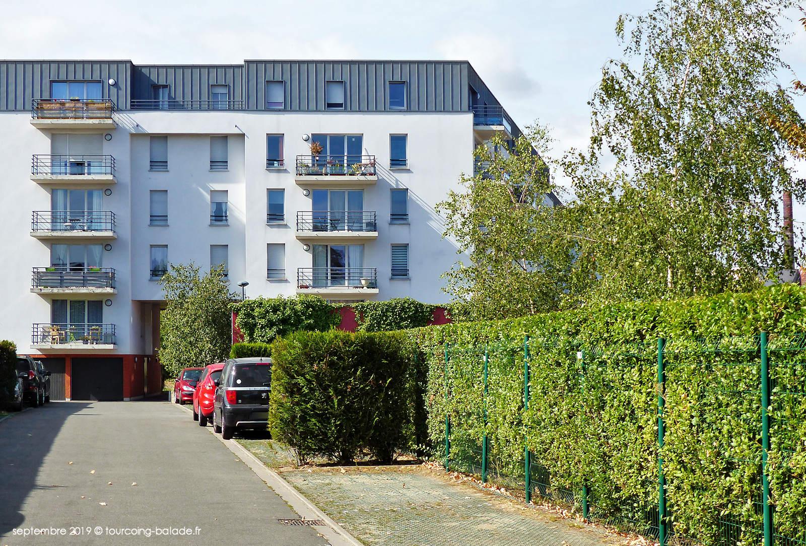 Résidence City & Park, Tourcoing.